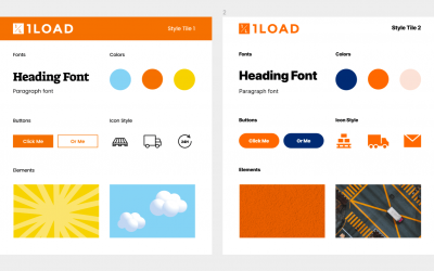 How to establish brand consistency with style tiles (+ free download)